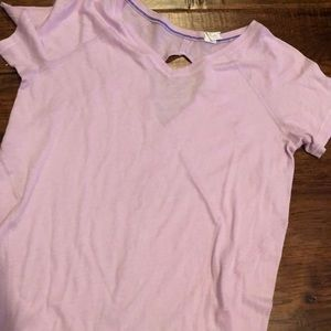 Ivivva shirt size 14  in purple
